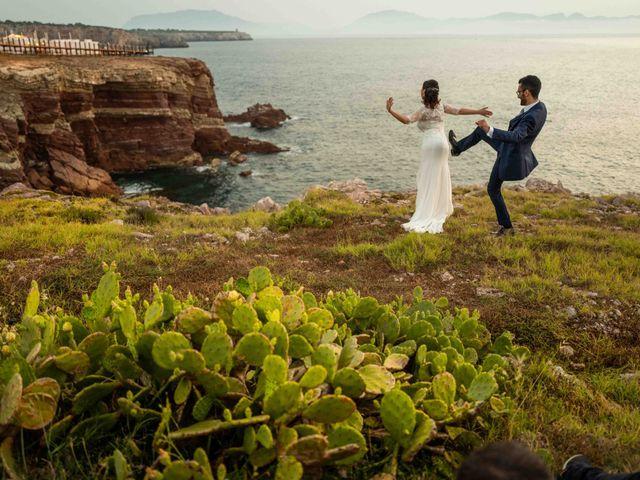 Il matrimonio di Luca e Rossella a Palermo, Palermo 17