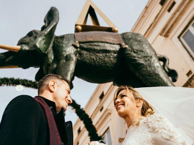 Il matrimonio di Vincenzo e Elisabetta a Matera, Matera 1