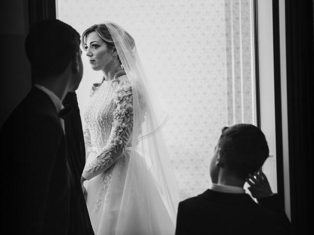Il matrimonio di Vincenzo e Elisabetta a Matera, Matera 6