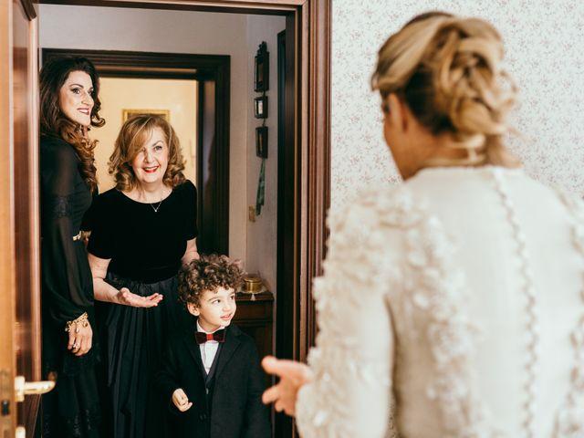 Il matrimonio di Vincenzo e Elisabetta a Matera, Matera 7