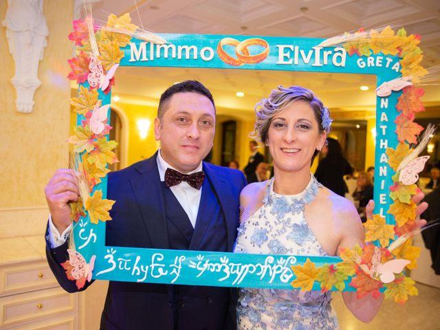 Le nozze di Elvira e Mimmo