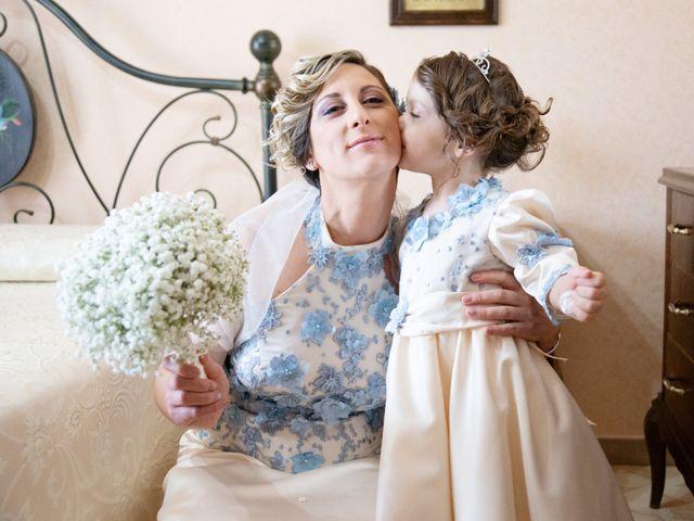 Il matrimonio di Mimmo e Elvira a Grumento Nova, Potenza 6