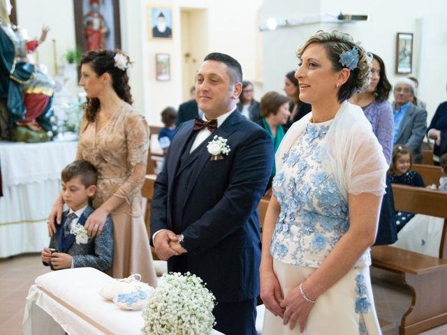 Il matrimonio di Mimmo e Elvira a Grumento Nova, Potenza 24
