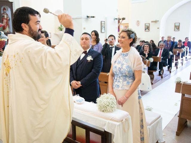 Il matrimonio di Mimmo e Elvira a Grumento Nova, Potenza 25