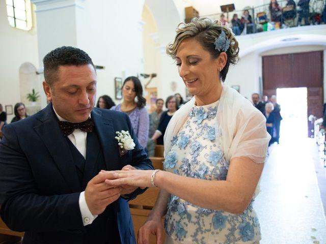 Il matrimonio di Mimmo e Elvira a Grumento Nova, Potenza 27