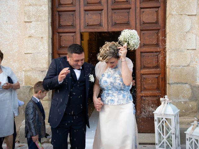 Il matrimonio di Mimmo e Elvira a Grumento Nova, Potenza 35