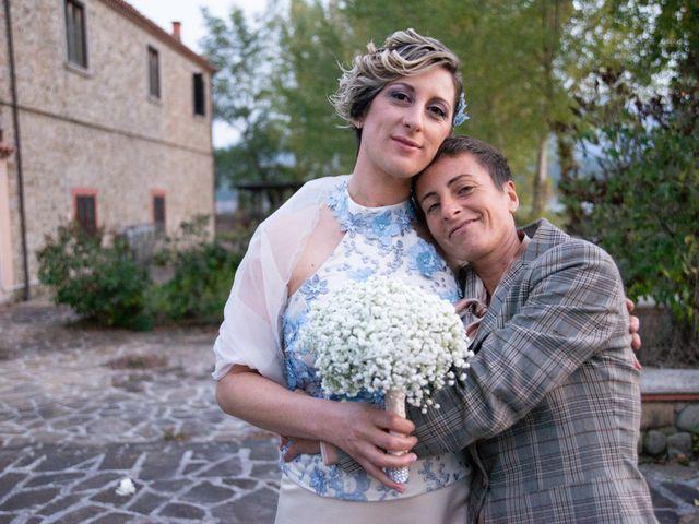 Il matrimonio di Mimmo e Elvira a Grumento Nova, Potenza 59