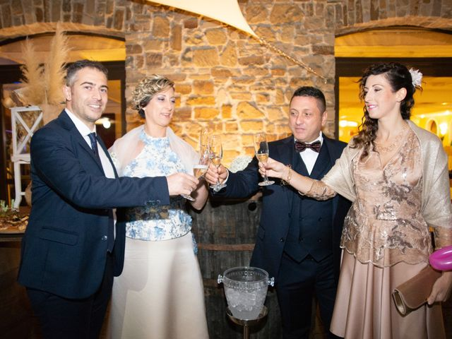 Il matrimonio di Mimmo e Elvira a Grumento Nova, Potenza 61