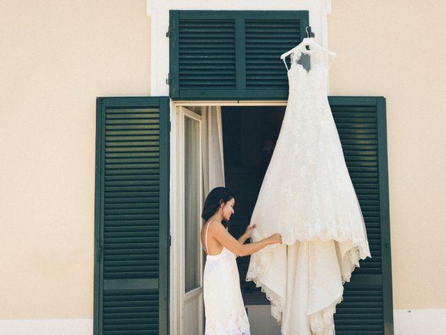 Il matrimonio di Mattia e Consuelo a Livorno, Livorno 1