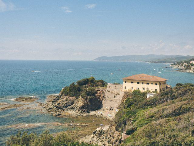 Il matrimonio di Mattia e Consuelo a Livorno, Livorno 4