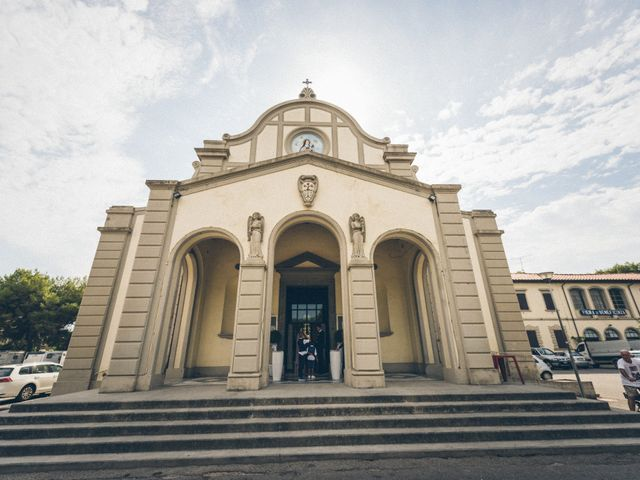 Il matrimonio di Mattia e Consuelo a Livorno, Livorno 13