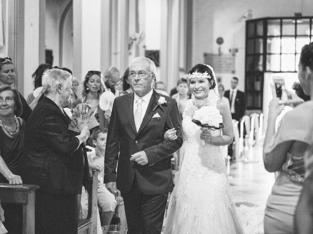 Il matrimonio di Mattia e Consuelo a Livorno, Livorno 19