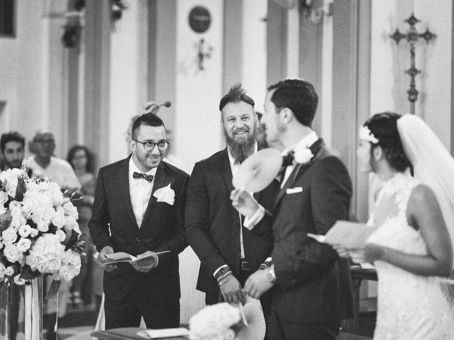 Il matrimonio di Mattia e Consuelo a Livorno, Livorno 22