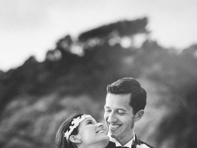 Il matrimonio di Mattia e Consuelo a Livorno, Livorno 36