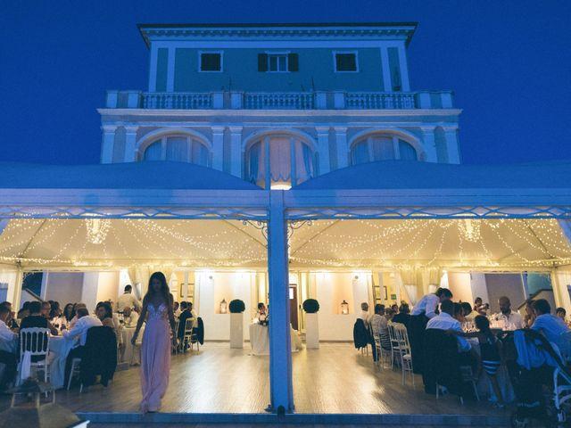 Il matrimonio di Mattia e Consuelo a Livorno, Livorno 51