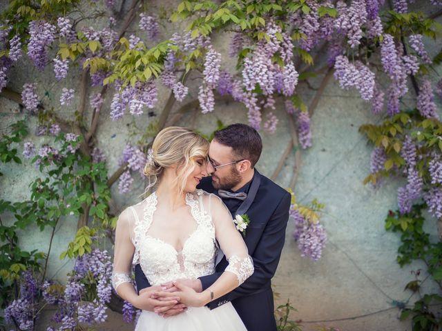 Il matrimonio di Federico e Laura a Tivoli, Roma 1