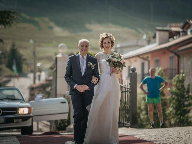 Il matrimonio di Simone e Valeria a Almenno San Bartolomeo, Bergamo 20
