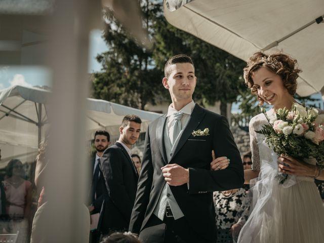 Il matrimonio di Simone e Valeria a Almenno San Bartolomeo, Bergamo 23