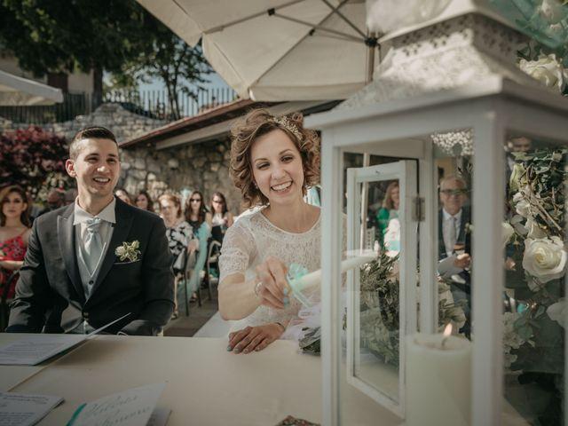Il matrimonio di Simone e Valeria a Almenno San Bartolomeo, Bergamo 24