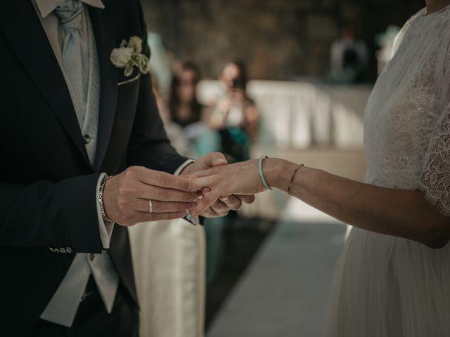 Il matrimonio di Simone e Valeria a Almenno San Bartolomeo, Bergamo 30