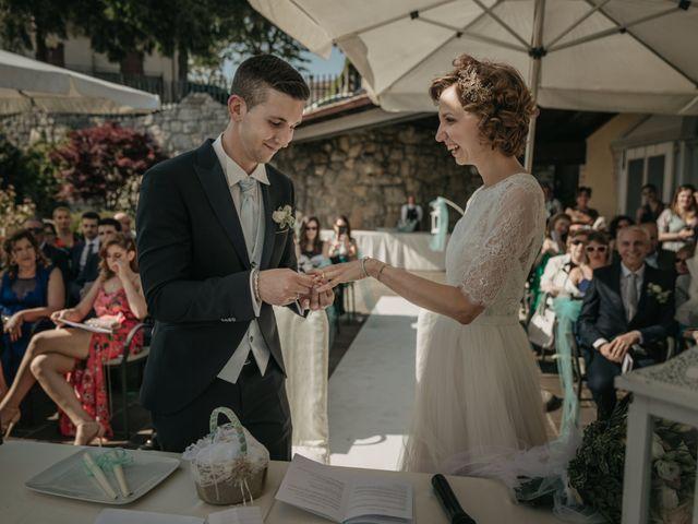 Il matrimonio di Simone e Valeria a Almenno San Bartolomeo, Bergamo 31