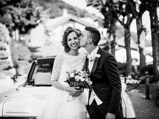 Il matrimonio di Simone e Valeria a Almenno San Bartolomeo, Bergamo 34