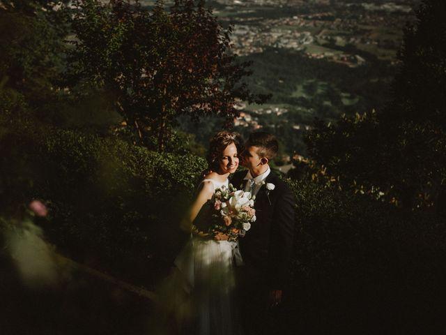 Il matrimonio di Simone e Valeria a Almenno San Bartolomeo, Bergamo 42