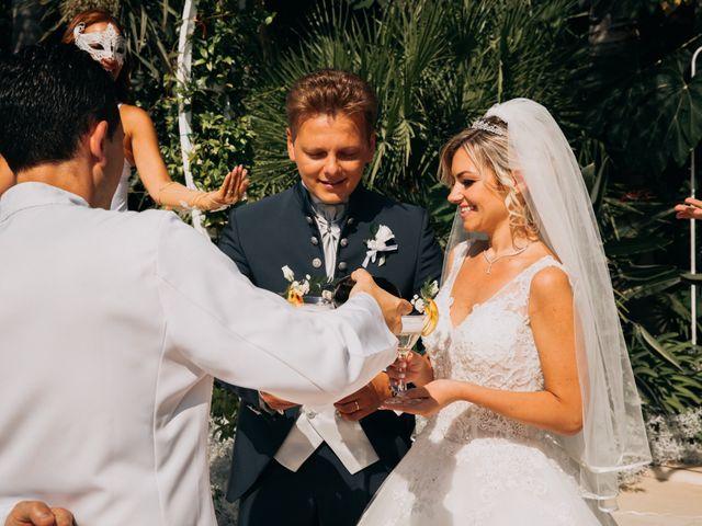 Il matrimonio di Liviu e Elisa a Latina, Latina 2