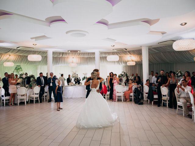 Il matrimonio di Liviu e Elisa a Latina, Latina 15