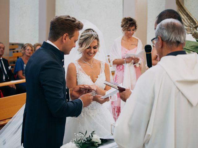 Il matrimonio di Liviu e Elisa a Latina, Latina 37