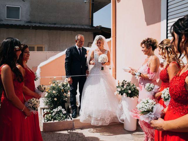 Il matrimonio di Liviu e Elisa a Latina, Latina 52