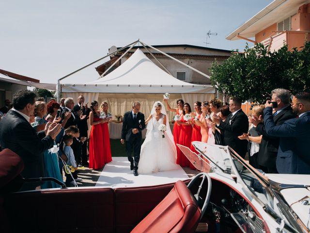 Il matrimonio di Liviu e Elisa a Latina, Latina 53