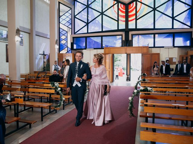 Il matrimonio di Liviu e Elisa a Latina, Latina 56