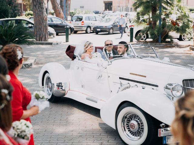 Il matrimonio di Liviu e Elisa a Latina, Latina 57
