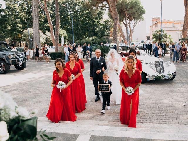 Il matrimonio di Liviu e Elisa a Latina, Latina 58