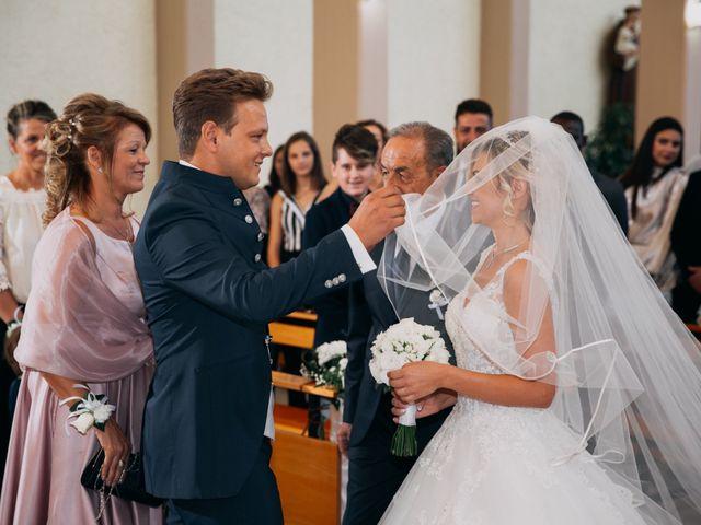 Il matrimonio di Liviu e Elisa a Latina, Latina 60