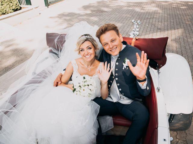Il matrimonio di Liviu e Elisa a Latina, Latina 74