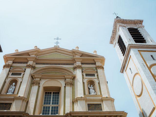 Il matrimonio di James e Anne a Celle Ligure, Savona 3