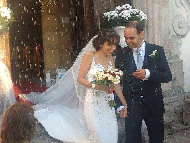 Il matrimonio di Davide e Hilary a Bellosguardo, Salerno 5