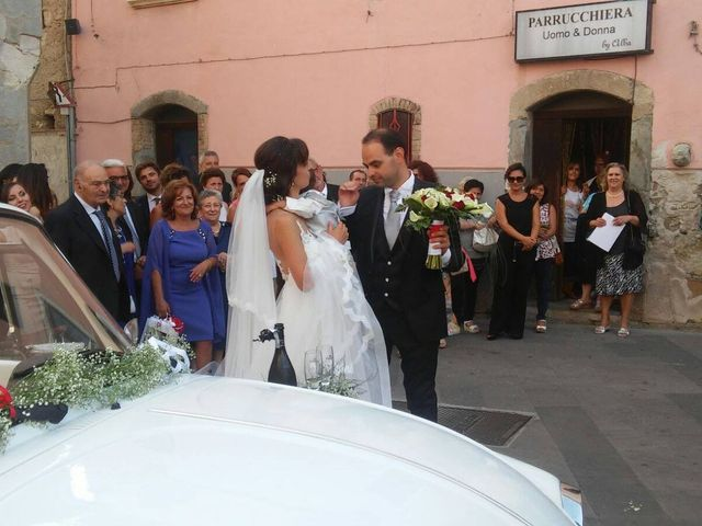 Il matrimonio di Davide e Hilary a Bellosguardo, Salerno 1