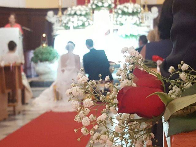 Il matrimonio di Davide e Hilary a Bellosguardo, Salerno 2