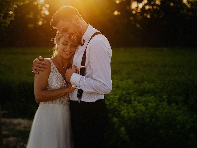 Le nozze di Greta e Enrico