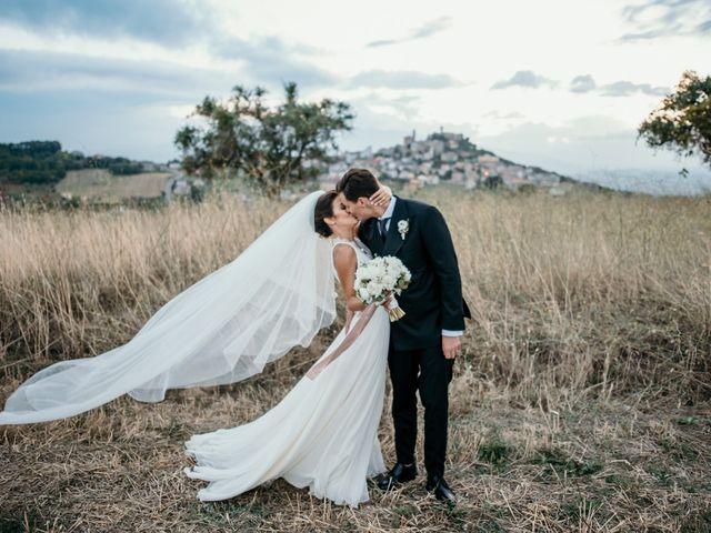 Le nozze di Giada e Daniele