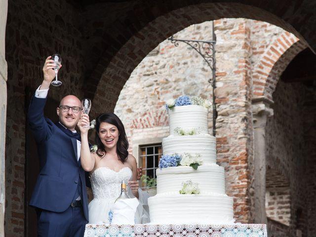 Il matrimonio di Andrea e Teresa a Cernusco Lombardone, Lecco 12