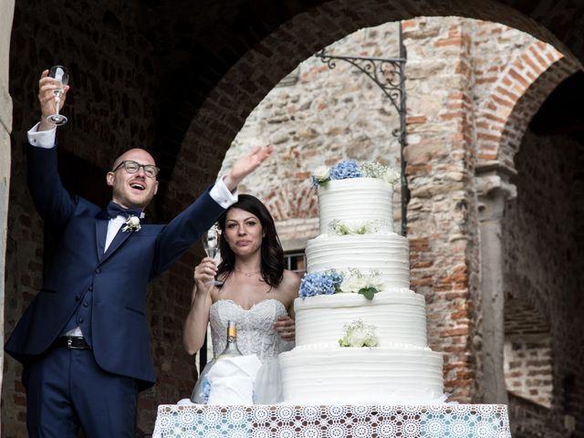 Il matrimonio di Andrea e Teresa a Cernusco Lombardone, Lecco 13