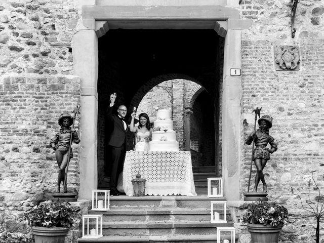 Il matrimonio di Andrea e Teresa a Cernusco Lombardone, Lecco 14