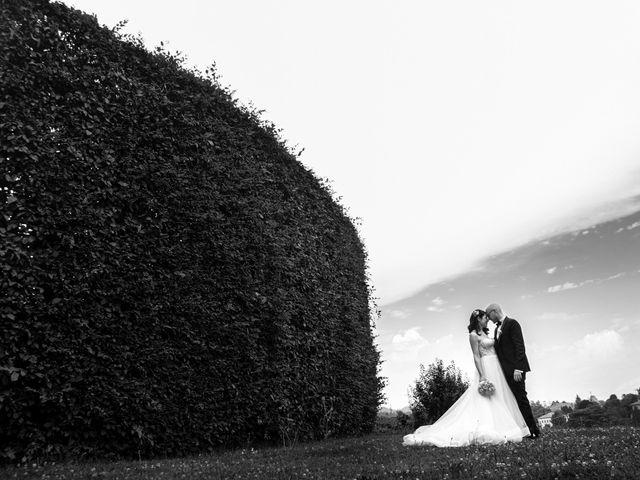 Il matrimonio di Andrea e Teresa a Cernusco Lombardone, Lecco 18