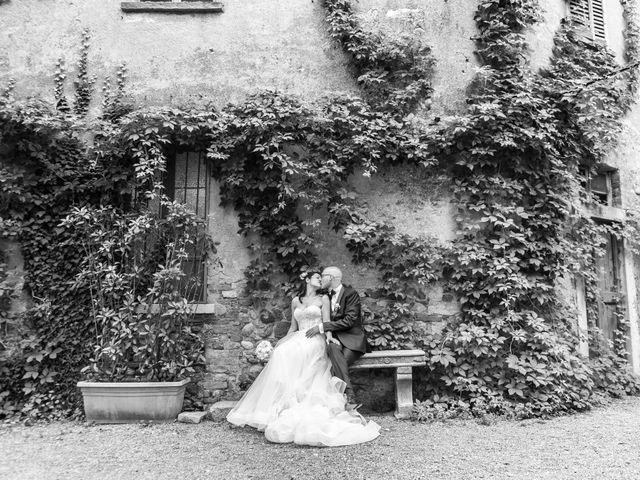 Il matrimonio di Andrea e Teresa a Cernusco Lombardone, Lecco 19