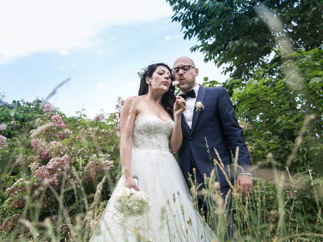 Il matrimonio di Andrea e Teresa a Cernusco Lombardone, Lecco 20