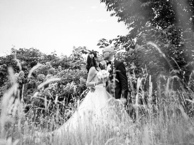 Il matrimonio di Andrea e Teresa a Cernusco Lombardone, Lecco 21